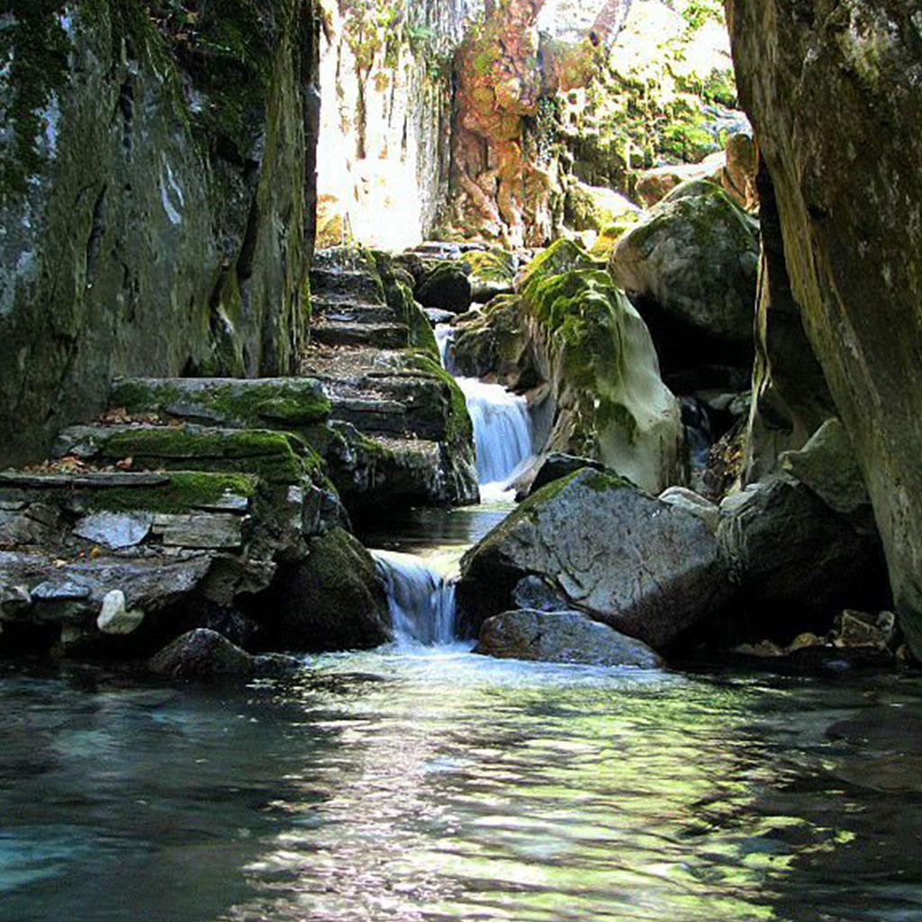 Serin suların Kaynağı; Ayazmapınarı Tabiat Parkı